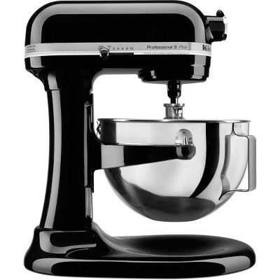 KitchenAid Professional 5qt Mixer - Black KV25G0X