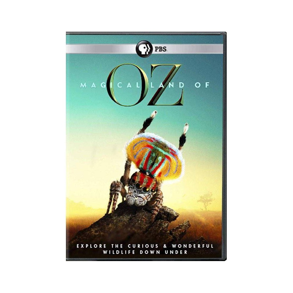The Magical Land of Oz (DVD)