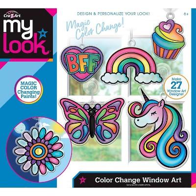 My Look Color Change Window Art by Cra-Z-Art