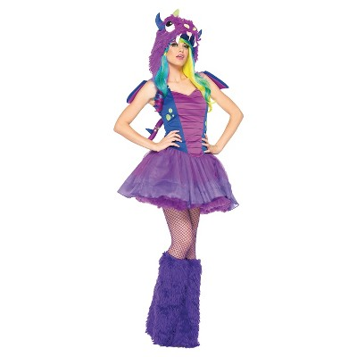 Adult Darling Dragon Halloween Costume One Size