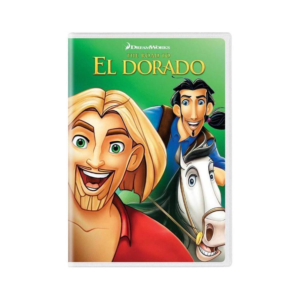 The Road To El Dorado Dvd