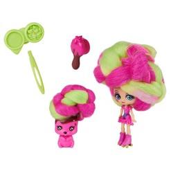 Candylocks Doll + Pet - Straw-Carrie Mudslide & Squeaky Squirrel