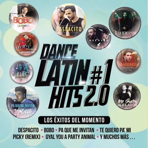 Various Artistis - Dance Latin #1 Hits 2.0 - image 1 of 1