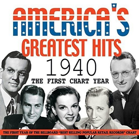Various - America's greatest hits:1940 first ch (CD) - image 1 of 1