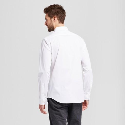 de9df6ef636 Men s Slim Fit Button-Down Dress Shirt - Goodfellow   Co™   Target