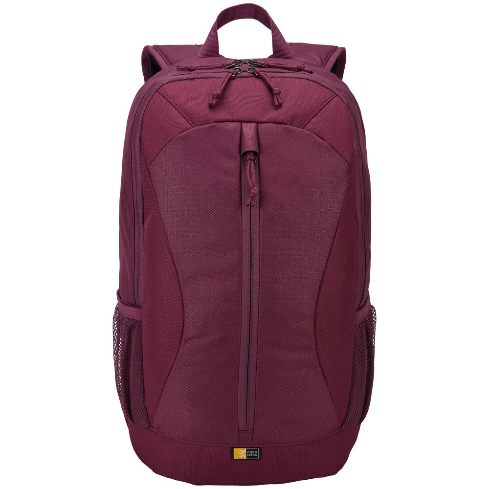 "Image of ""Case Logic 20"""" Ibira Backpack - Acai, Purple"""