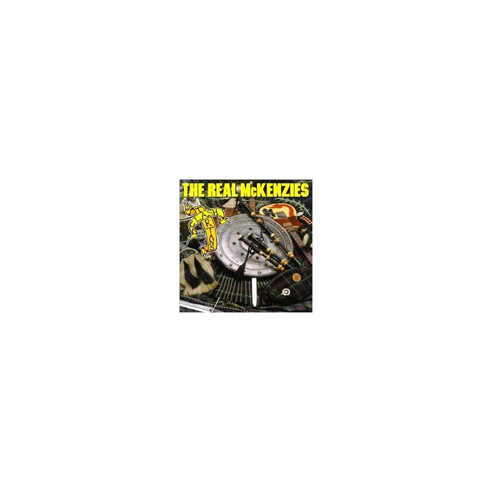 Real Mckenzies - Clash Of The Tartans (Vinyl)