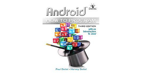 Android How to Program : With an Introduction to Java (Paperback) (Paul Deitel) - image 1 of 1