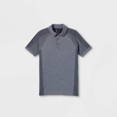 Boys' Seamless Polo Shirt - All in Motion™