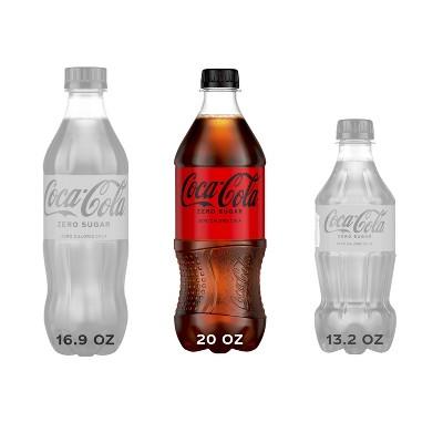 Coca-Cola Zero Sugar - 20 fl oz Bottle