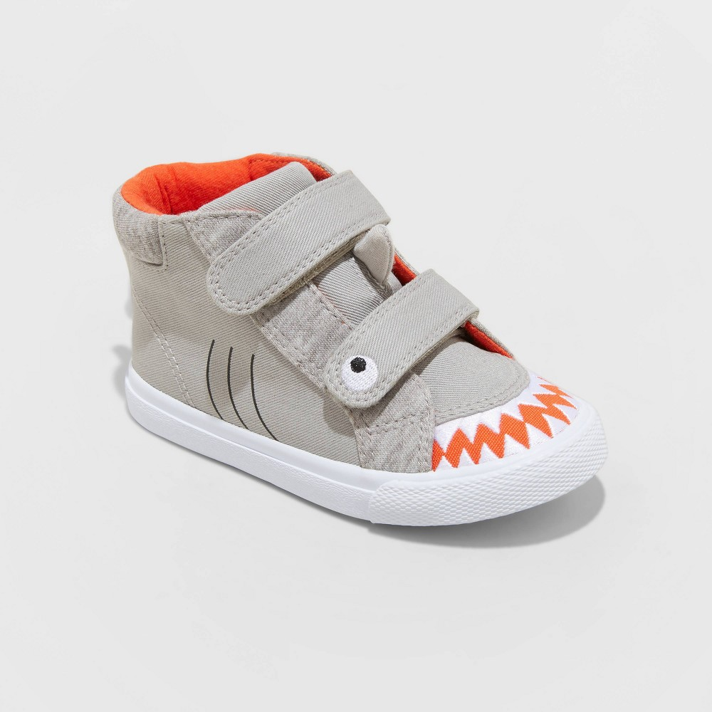 Toddler Boys 39 Kane Apparel Sneakers Cat 38 Jack 8482 Gray 6