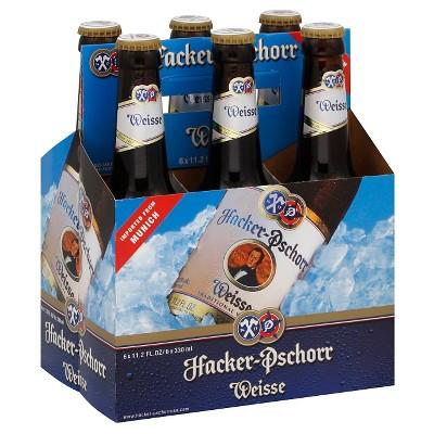 Hacker-Pschorr Beer - 6pk/11.2 fl oz Bottles