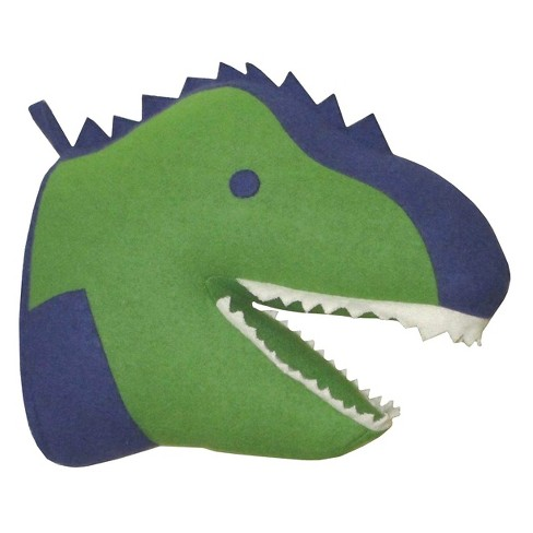 Dinosaur Head Wall Décor Pillowfort