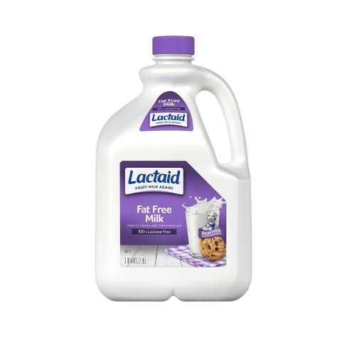 Lactaid Lactose-Free Skim Milk - 96 fl oz - image 1 of 1