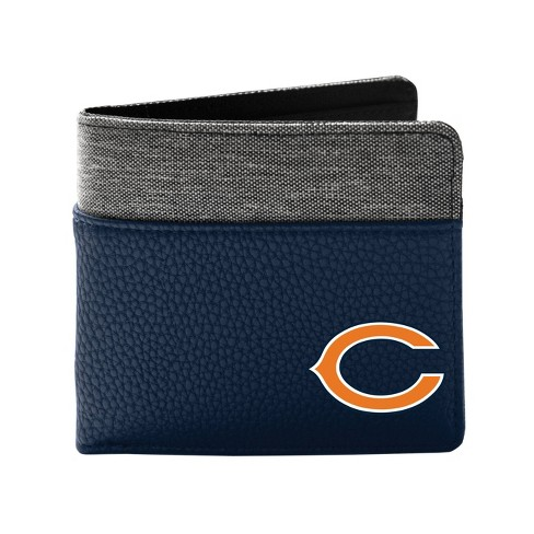 NFL Chicago Bears Pebble BiFold Wallet - image 1 of 2