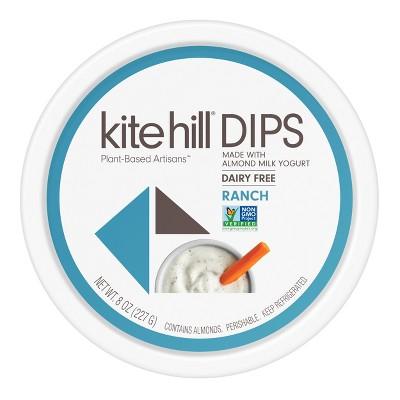 Kite Hill Dairy-Free Ranch Dip - 8oz