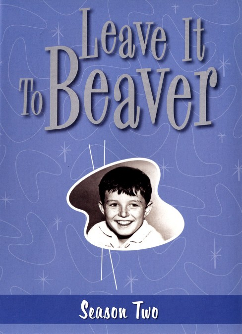 Leave It to Beaver: Season Two [6 Discs] - image 1 of 1