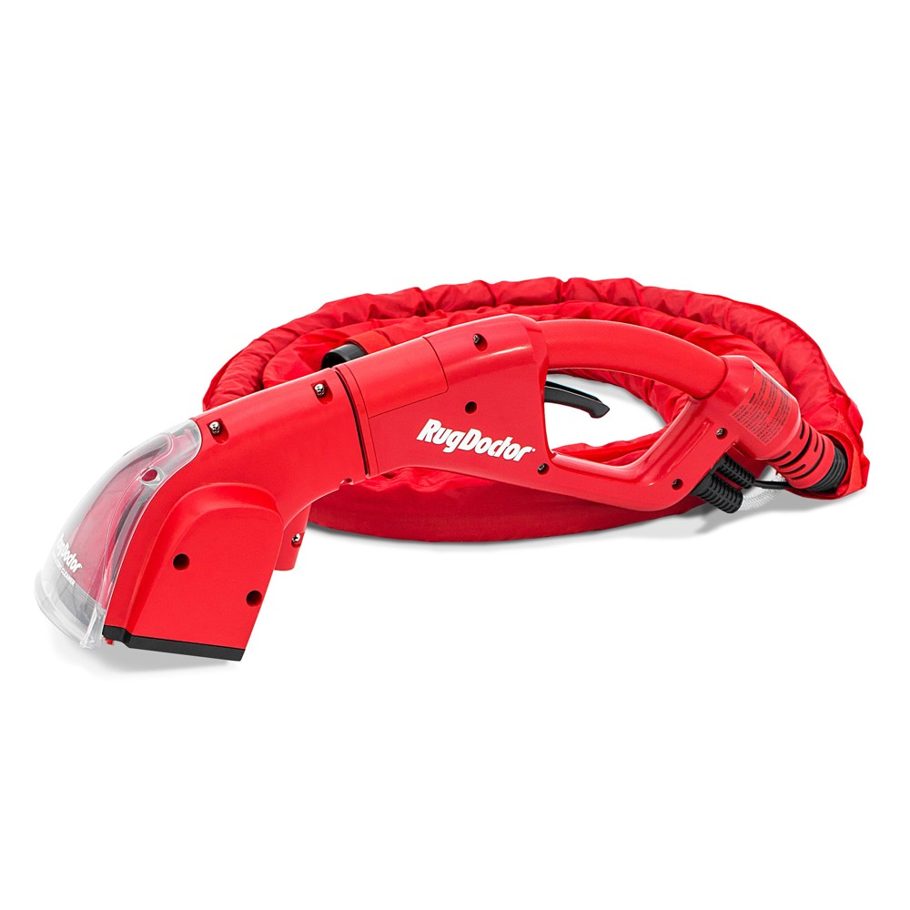 Rug Doctor Pro Deep Upholstery Tool and Hose, Red