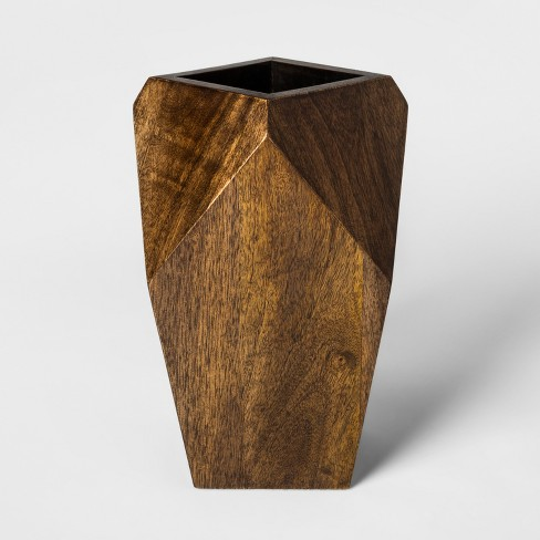 Wooden Vase - Project 62™ - image 1 of 2