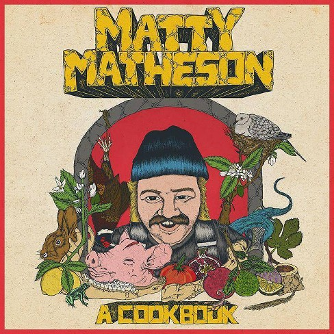 Matty Matheson - Cookbook (Bone Colored) (Vinyl) - image 1 of 1