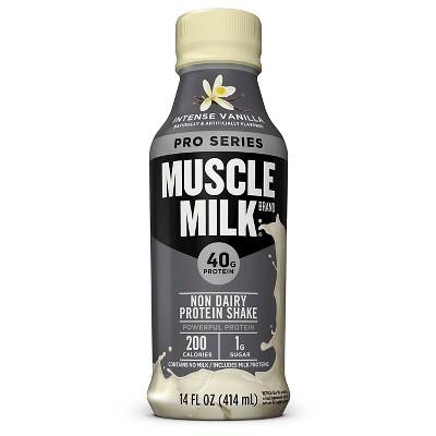 Muscle Milk Pro Vanilla - 14 fl oz Bottle