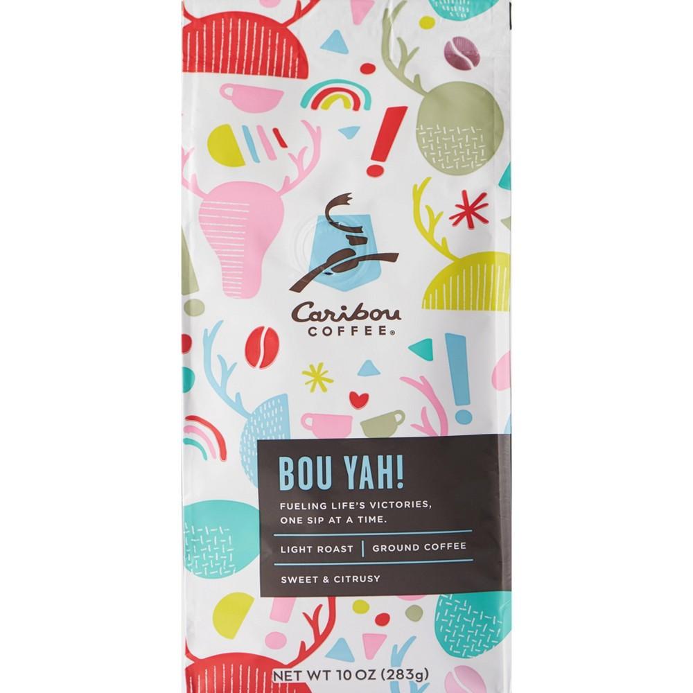 Caribou Coffee Bou Yah Light Roast 10oz