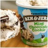 Ben & Jerry's Mint Chocolate Cookie Ice Cream - 16oz - image 4 of 4