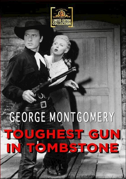 Toughest gun in tombstone (DVD) - image 1 of 1