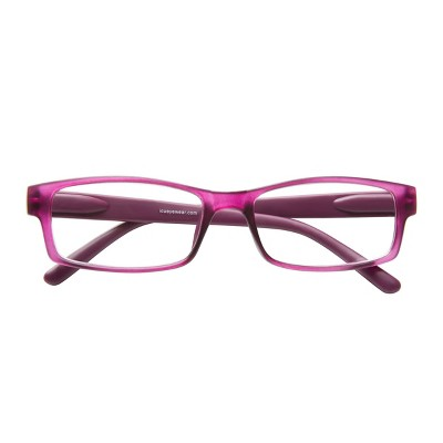 ICU Eyewear - Los Angeles - Modern Rectangle Purple