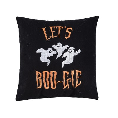 """C&F Home 14"""" x 14"""" Let's Boogie Pillow"""
