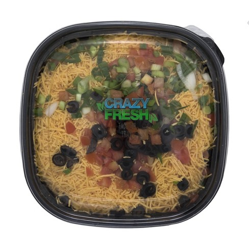 Crazy Fresh Taco Dip Tray - 2lb - image 1 of 2