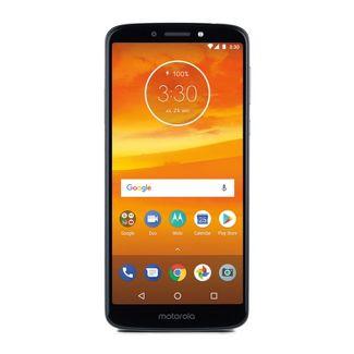 Consumer Cellular Postpaid Moto E5 Plus (32GB) - Black