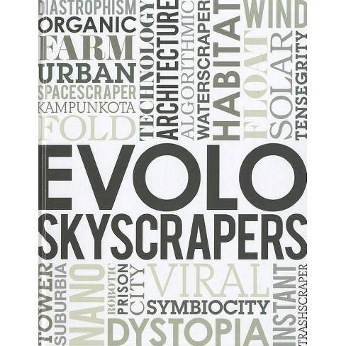 Evolo Skyscrapers - by  Carlo Aiello (Hardcover) - image 1 of 1