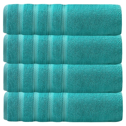 4pc Antalya Turkish Bath Towel Set Makroteks Target