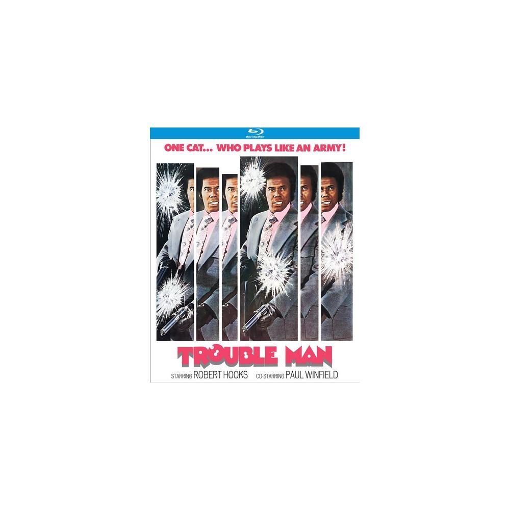 Trouble Man (Blu-ray), Movies