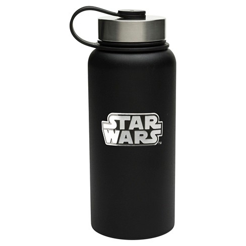 Star Wars 32oz Double Wall Vacuum Bottle Stainless Steel - Zak Designs - image 1 of 1