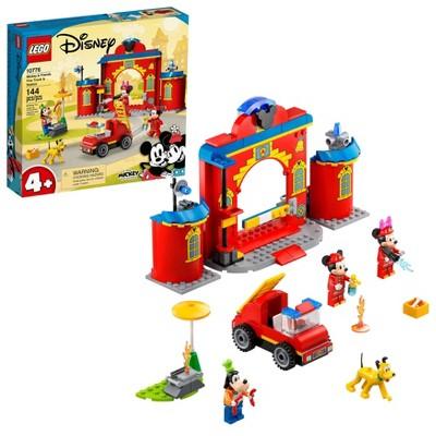 LEGO Disney Mickey and Friends – Mickey & Friends Fire Truck & Station 10776 Kit