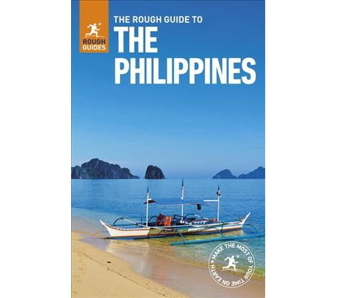 Rough Guide to the Philippines -  (Paperback) - image 1 of 1