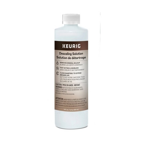 Keurig Descaling Solution - image 1 of 3
