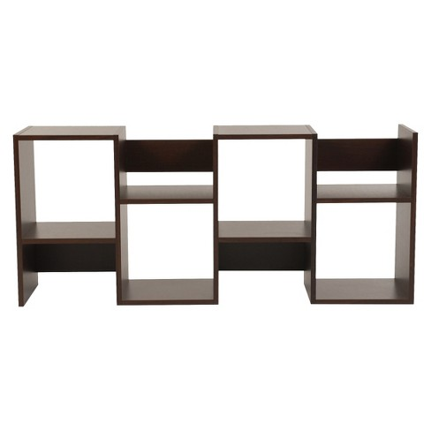 "Enitia 23.86""  Block Display Stand Walnut - HOMES: Inside + Out - image 1 of 3"