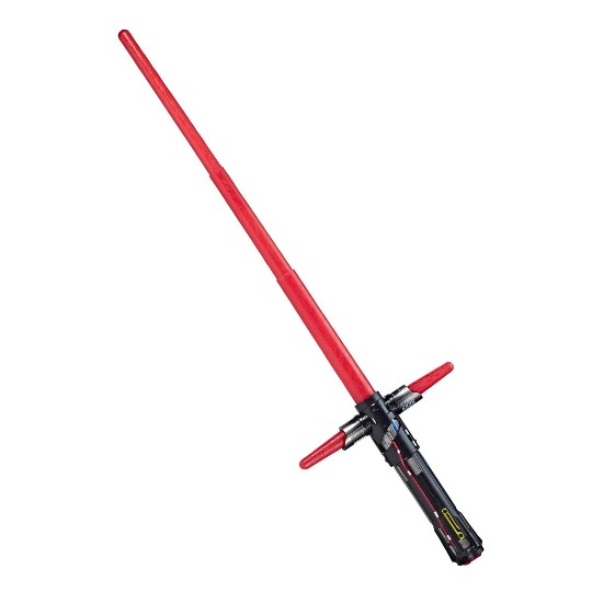 Star Wars Kylo Ren Electronic Red Lightsaber Toy image number null
