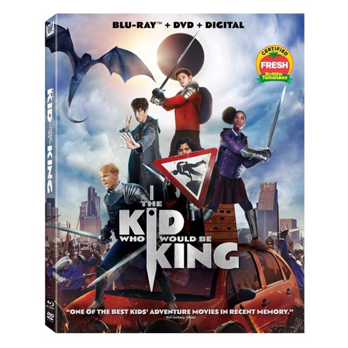 The Kid Who Would Be King (Blu-Ray + DVD + Digital) - image 1 of 1