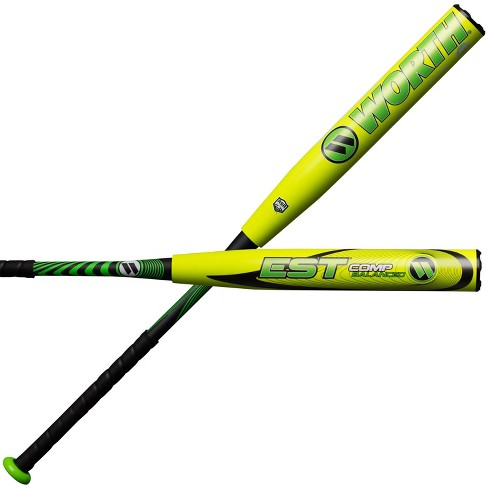 "Worth EST COMP Balanced 12.5"" ASA WCE12A Slowpitch Softball Bat Adult 2018 - image 1 of 1"