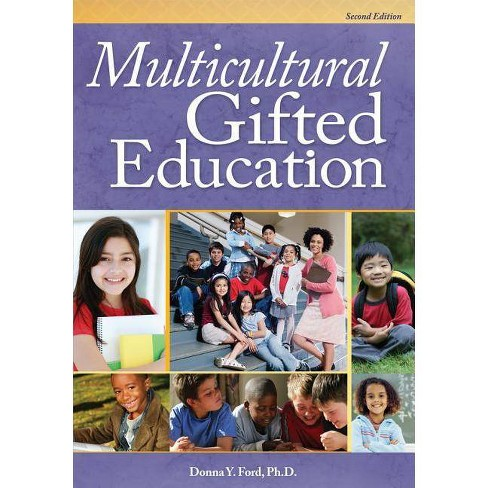 Multicultural Gifted Education - 2 Edition by  Donna Ford (Paperback) - image 1 of 1