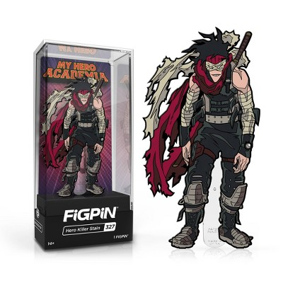 """My Hero Academia 3"""" Collector Case FiGPiN - Stain"""