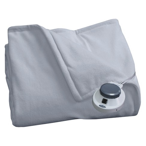 SoftHeat Micro Fleece Warming Blanket - image 1 of 2