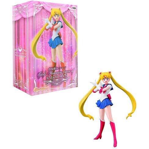 Little Buddy LLC Sailor Moon Girls Memories 6 Inch Collectible PVC Figure - Sailor Moon - image 1 of 3