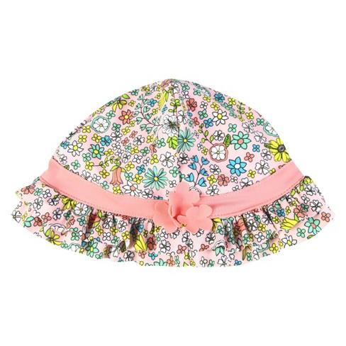 Toddler Girls  Floral Swim Hat Circo™ - Blush   Target 0045dbcbe82