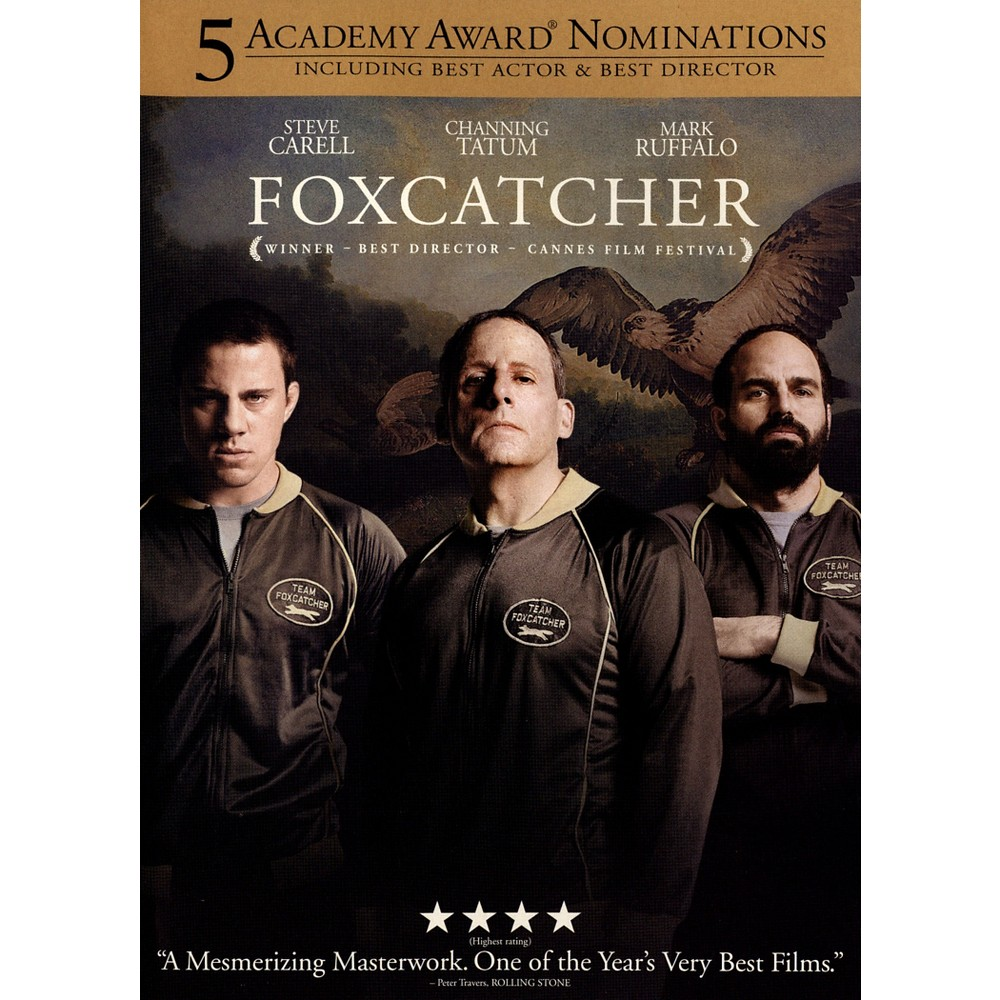 Foxcatcher [Includes Digital Copy] [UltraViolet]