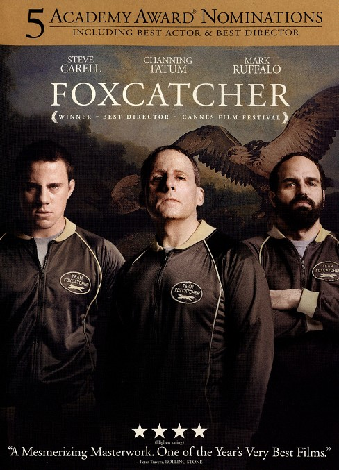 Foxcatcher [Includes Digital Copy] [UltraViolet] - image 1 of 1